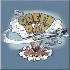 Green Day - Dookie - Single Cork Coaster