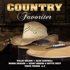 Various artists - Country Favoriter