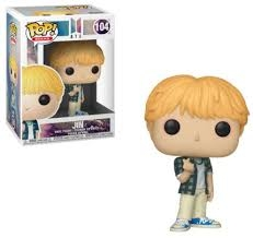 BTS - FUNKO POP Rocks: BTS - JIN - 104