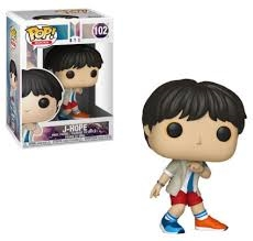 BTS - FUNKO POP Rocks: BTS J-HOPE - 102