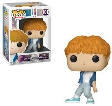 BTS - FUNKO POP Rocks: BTS JIMIN - 101