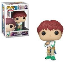 BTS - FUNKO POP Rocks: BTS SUGA - 103