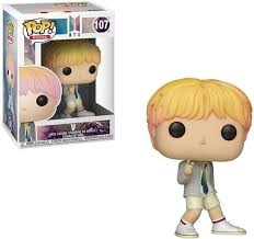BTS - FUNKO POP Rocks: BTS V - 107