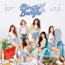 "Aoa - 5th Mini ""BINGLE BANGLE"""