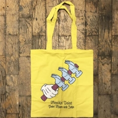 Peter Bjorn And John - Tote Bag - Breakin' Point (Gul)