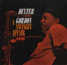 Dexter Gordon - A Swingin' Affair (Vinyl)