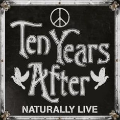 Ten Years After - Naturally Live (2LP)