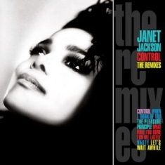 Janet Jackson - Control: the Remixes (2LP)