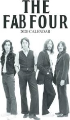 Beatles - The Fab Four 2020 calender