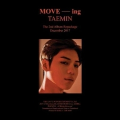 Taemin - Vol.2 Repackage (MOVE-ing)
