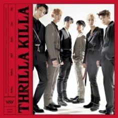Vav - 4th Mini Album: Thrilla Killa