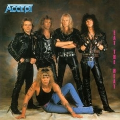 Accept - Eat The Heat -Coloured-