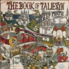 Deep Purple - Book of Taliesyn (White Vinyl)
