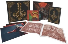 Ghost - Prequelle Exalted (US version) Box