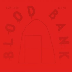 Bon Iver - Blood Bank Ep (10Th Anniversary Edi