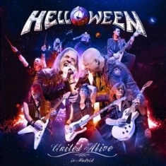 Helloween - United Alive (2 BluRay)
