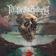 Fit For An Autopsy - Sea of Tragic Beasts (Ltd Colour LP)