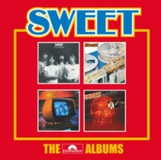 Sweet - The Polydor Albums [import]