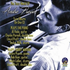 Andre Previn - The Jazz World Of Andre Previn