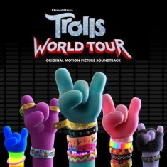 Blandade Artister - Trolls World Tour (Original Motion
