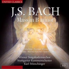 Bach Johann Sebastian - J.S. Bach: Mass In B Minor