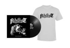 Nihilist - Carnal Leftover - Lp Black + Tst S
