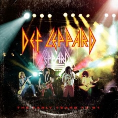 Def Leppard - The Early Years 79-81 (Ltd 5Cd)