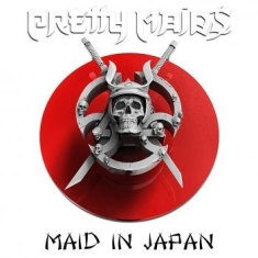 Pretty Maids - Maid In Japan - Future World Live 3