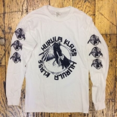 Hurula - Klass long sleeve (Vit)