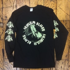 Hurula - Klass long sleeve (Svart)