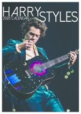 Harry Styles - 2020 Unofficial Calendar