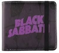 Black Sabbath - LOGO WALLET