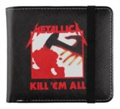 Metallica - KILL EM ALL -WALLET