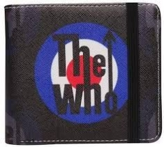 The Who - TARGET - WALLET i gruppen Kampanjer / BlackFriday2020 hos Bengans Skivbutik AB (3762904)