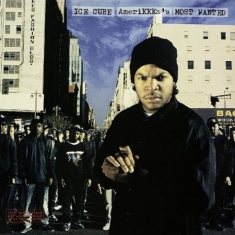 Ice Cube - Amerikkka's Most Wanted (Ltd Black Vinyl)