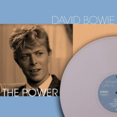 David Bowie - THE POWER TO CHARM, Limited Edition Coloured Vinyl