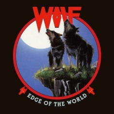 Wolf - Edge Of The World  (Silver Vinyl/Po