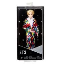 BTS - Mattel - BTS Jin Idol Fashion Doll