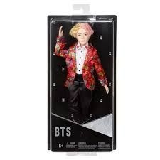 BTS - Mattel - BTS V Idol Fashion Doll