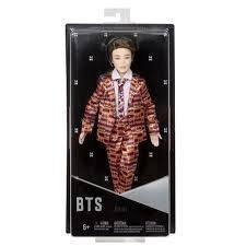 BTS - Mattel - BTS Jimin Idol Fashion Doll
