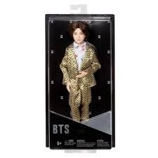 BTS - Mattel - BTS Suga Idol Fashion Doll