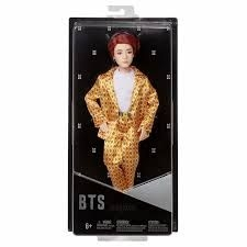 BTS - Mattel - BTS Jungkook Idol Fashion Doll