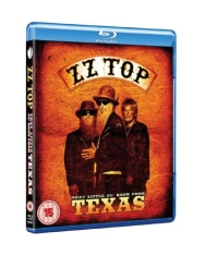 ZZ Top - The Little Ol' Band From Texas (Br)