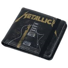 Metallica - GUITAR - WALLET