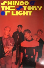 Shinee - The Story of light - poster