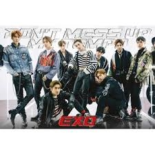 Exo - Don't mess up my tempo - poster