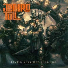 Jethro Tull - Live & Sessions 1968-69