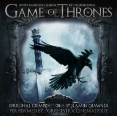 L\orchestra Cinematique - Game Of Thrones Vol.2 Ltd Ed