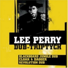 Perry Lee 'scratch' - Dub Triptych [import]