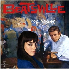 Mckeun Rod - Beatsville (Color Vinyl)